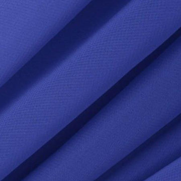 Royal Blue Stretch Chiffon Fabric - Fashion Fabrics Los Angeles