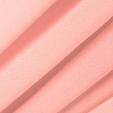 Peach Stretch Chiffon Fabric - Fashion Fabrics Los Angeles