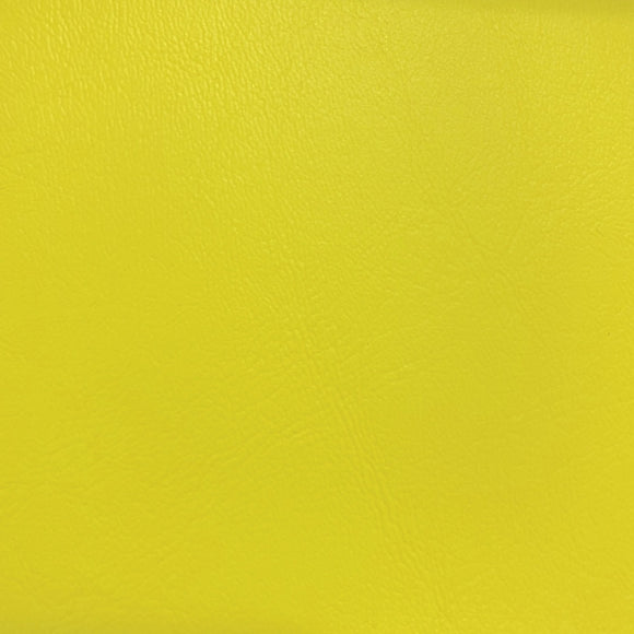 Yellow Malibu Marine Vinyl Fabric