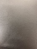 Silver Embossed PVC Vinyl Fabric