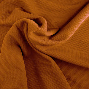 Rust Bullet Texture Liverpool Fabric - Fashion Fabrics Los Angeles