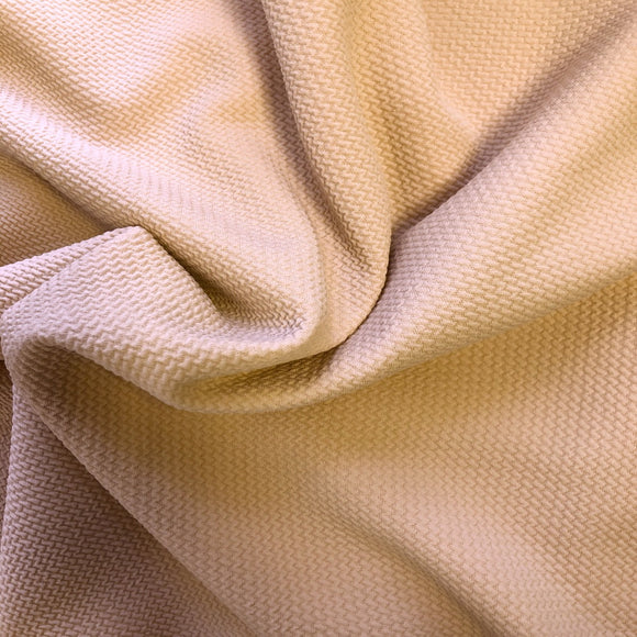 Peach Bullet Texture Liverpool Fabric - Fashion Fabrics Los Angeles