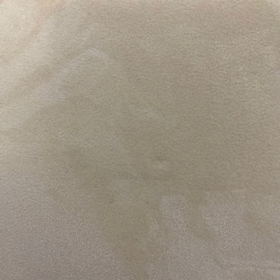 Sand Beige Luxury Stretch Suede Foam Backed Headliner Fabric - Fashion Fabrics LLC