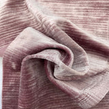 Mauve Pink Corduroy Stretch Velvet Fabric - Fashion Fabrics Los Angeles