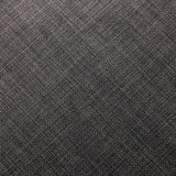 Dark Silver Hermosa Linen Upholstery Fabric - Fashion Fabrics Los Angeles