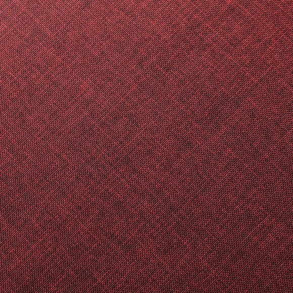 Maroon Red Manhattan Linen Upholstery Fabric