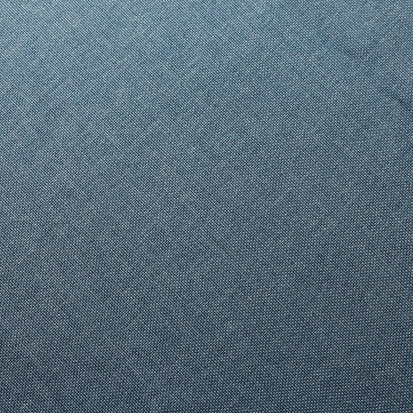 Sky Blue Manhattan Linen Upholstery Fabric