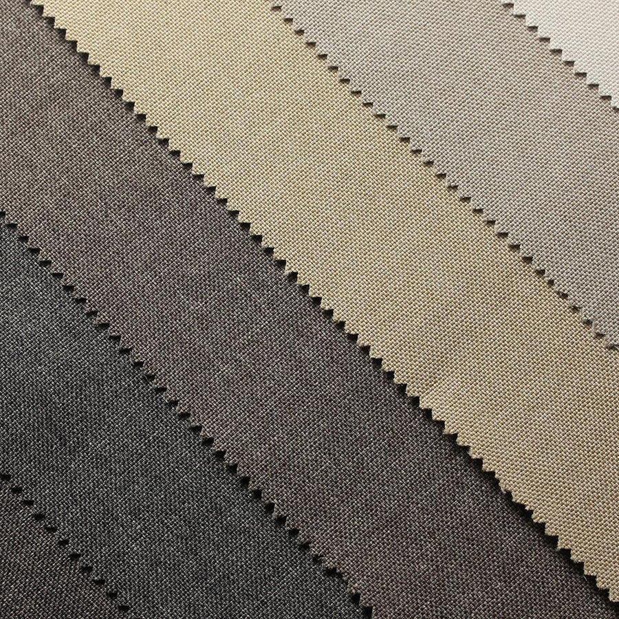 Bone Brown Manhattan Linen Upholstery Fabric - Fashion Fabrics Los Angeles