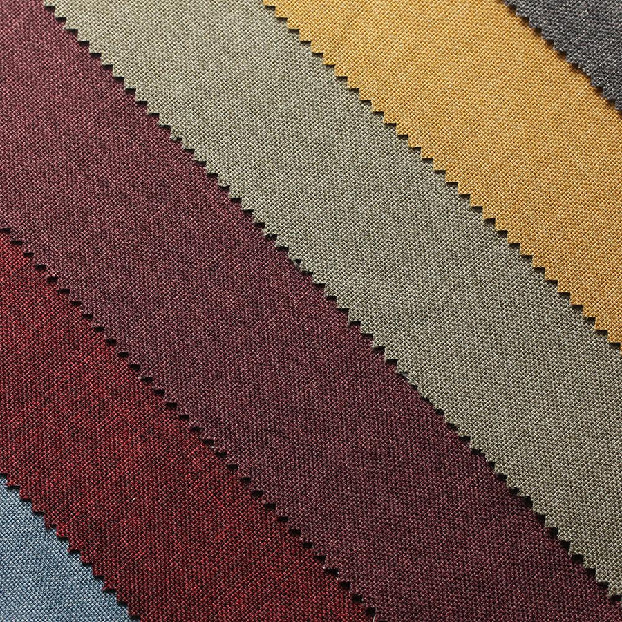 Pearl Manhattan Linen Upholstery Fabric - Fashion Fabrics Los Angeles