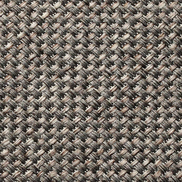 Mink Brown Matte Sunset Linen Fabric - Fashion Fabrics Los Angeles