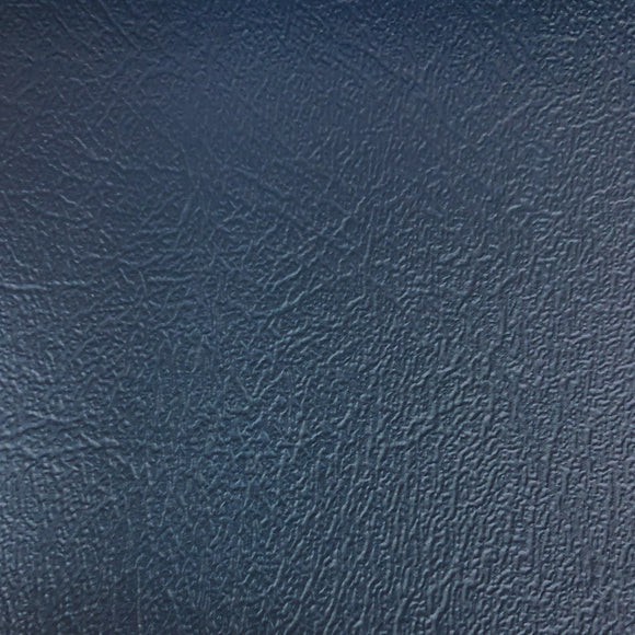 Navy Blue Blazer Heavy Duty Vinyl Fabric