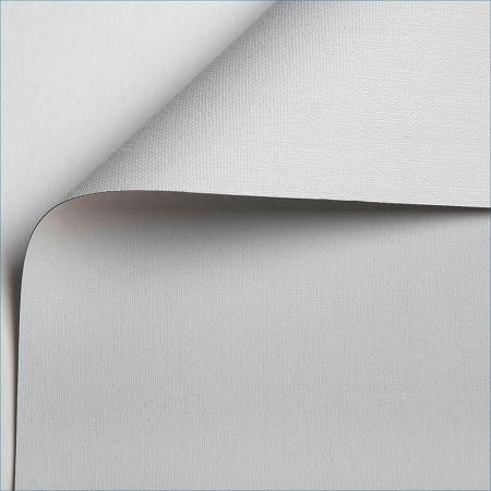 Off White Fire Retardant 3PLY Blackout Drapery Lining Fabric - Fashion Fabrics Los Angeles