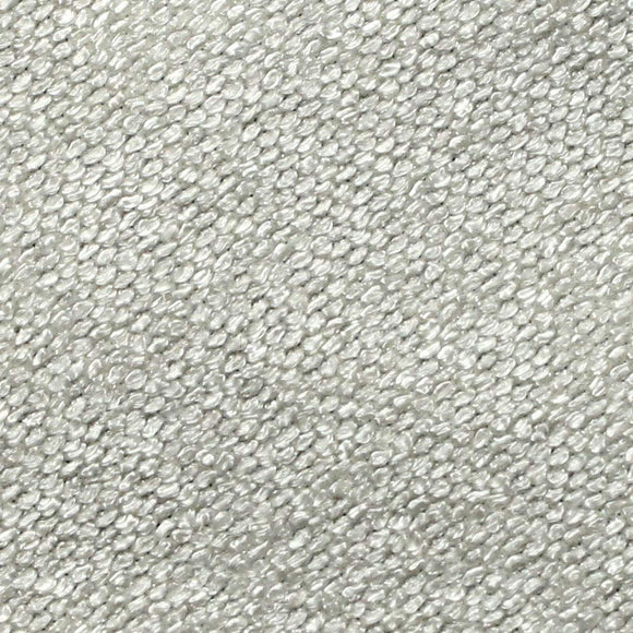 Off White Shiny Broadway Linen Fabric - Fashion Fabrics Los Angeles