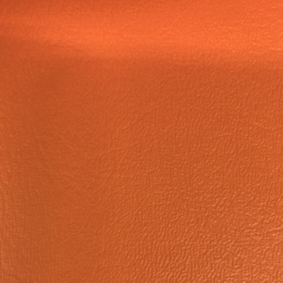 Orange Blazer Heavy Duty Vinyl Fabric