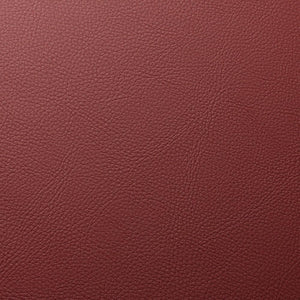 Red Cannon PVC Faux Leather Vinyl Suede Backing Fabric - Fashion Fabrics Los Angeles