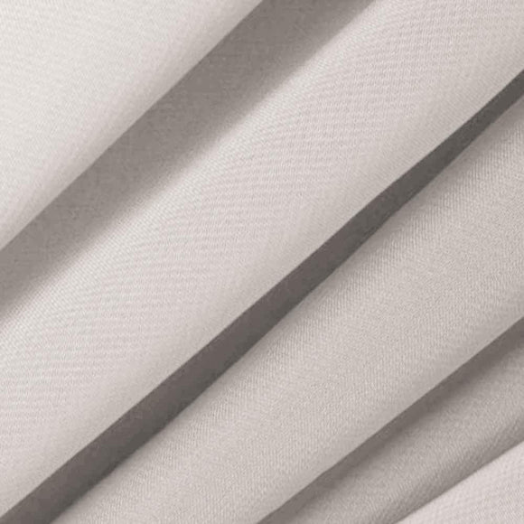 Silver Stretch Chiffon Fabric - Fashion Fabrics Los Angeles
