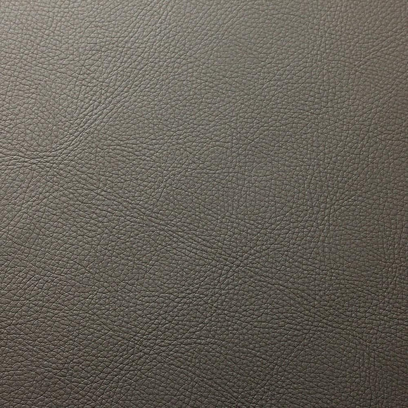 Silver Doheny PVC Faux Leather Vinyl Suede Backing Fabric - Fashion Fabrics Los Angeles