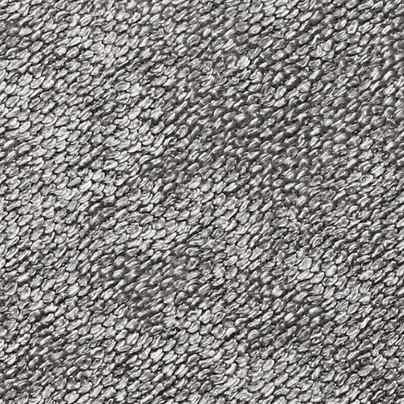 Silver Shiny Broadway Linen Fabric - Fashion Fabrics Los Angeles