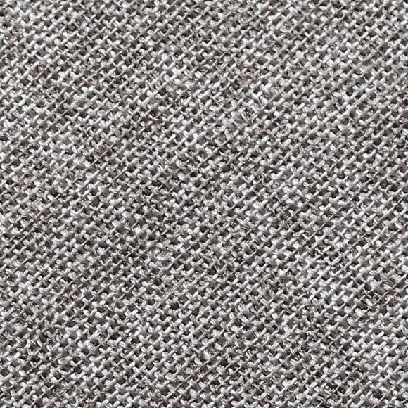 Steel Gray Malibu Linen Drapery Fabric - Fashion Fabrics Los Angeles
