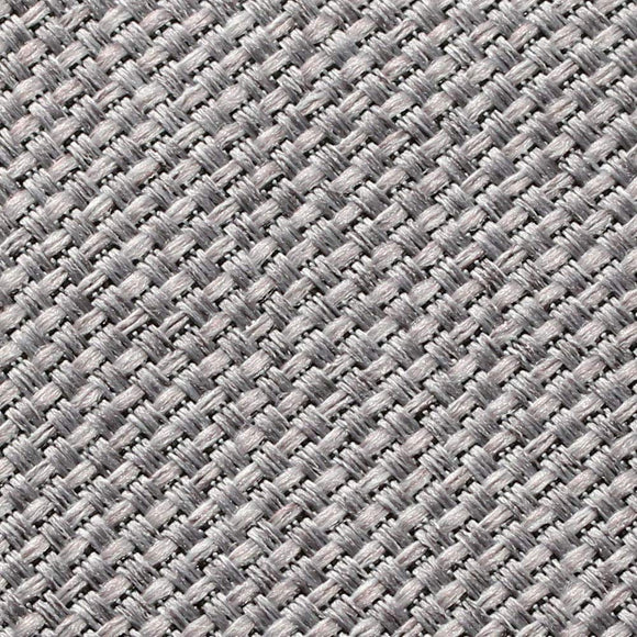 Thunder Gray Matte Sunset Linen Fabric - Fashion Fabrics Los Angeles
