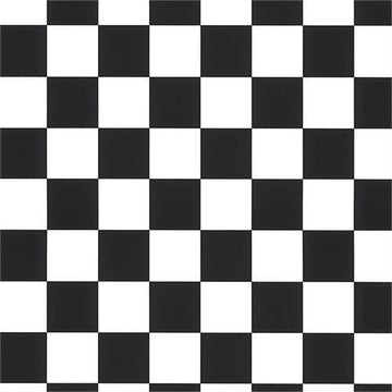 Black White  Checkered Poly Cotton Fabric - Fashion Fabrics Los Angeles