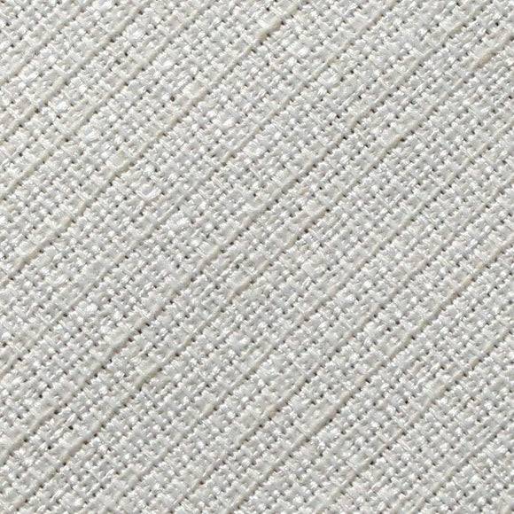 White Two Tone Baby Linen Fabric - Fashion Fabrics Los Angeles