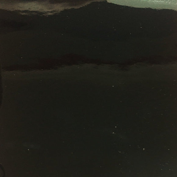 Black Faux Patent Leather Vinyl Fabric - Fashion Fabrics Los Angeles