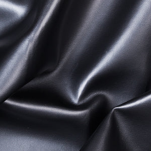 Black Soft Skin Vinyl Fabric - Fashion Fabrics Los Angeles