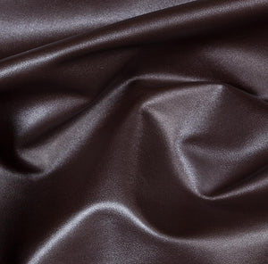 Brown Two Way Stretch Vinyl Fabric - Fashion Fabrics Los Angeles