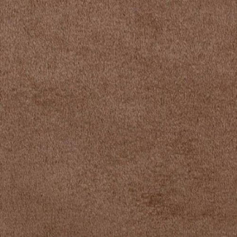 Mocha Microsuede - Fashion Fabrics Los Angeles