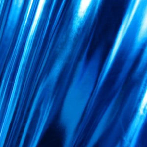 Metallic Royal Blue Spandex Apparel Fabric - Fashion Fabrics Los Angeles