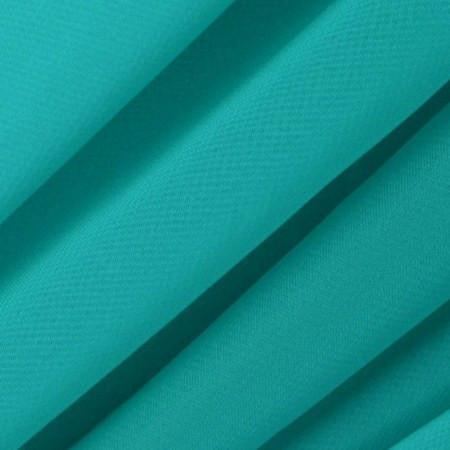 Sea Green Stretch Chiffon Fabric - Fashion Fabrics Los Angeles