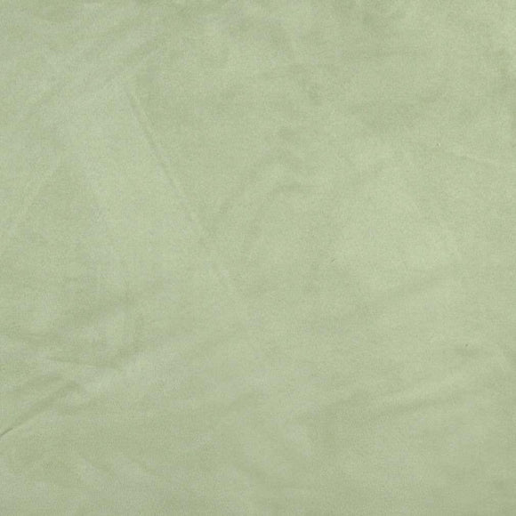 Sage Green Microsuede Fabric