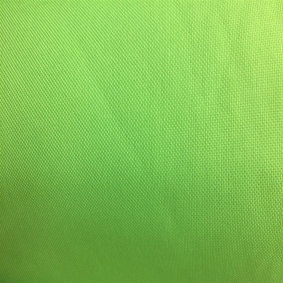 Lime Green Marine PVC Vinyl Canvas Waterproof Outdoor Fabric - Fashion Fabrics Los Angeles