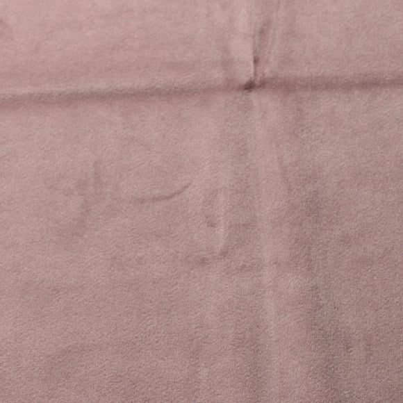 Muave Pink Camden Velvet Polyester Upholstery Drapery Fabric - Fashion Fabrics Los Angeles