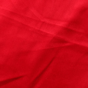 Red Camden Velvet Polyester Upholstery Drapery Fabric - Fashion Fabrics Los Angeles