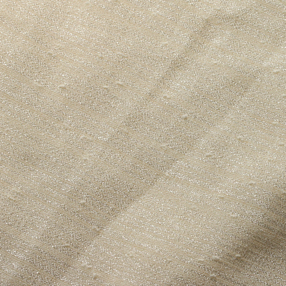 Ivory Hail Sheer Drapery Home Decor Fabric - Fashion Fabrics Los Angeles