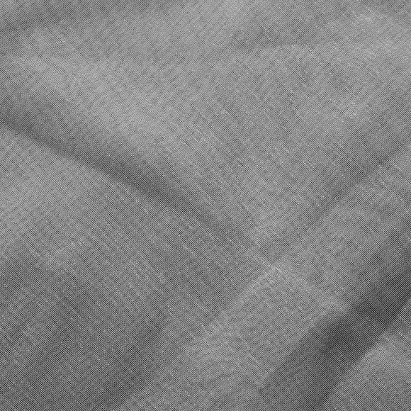 Gray Raindrop Sheer Drapery Home Decor Fabric - Fashion Fabrics Los Angeles