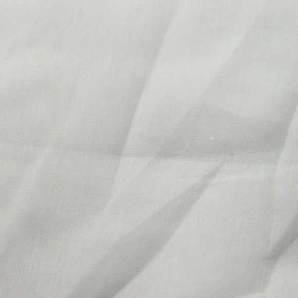 White Raindrop Sheer Drapery Home Decor Fabric - Fashion Fabrics Los Angeles