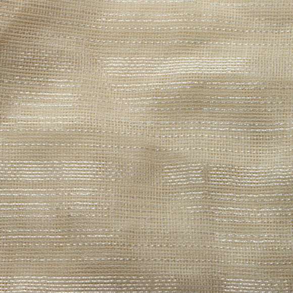 Ivory Ridge Sheer Drapery Home Decor Fabric - Fashion Fabrics Los Angeles
