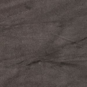 Charcoal Gray Cotton Velvet Upholstery Drapery Fabric - Fashion Fabrics Los Angeles