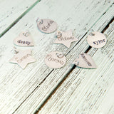Handmade Name Charms