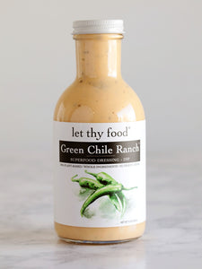 Green Chile Ranch Superfood Dressing