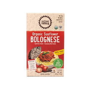 Sunflower Bolognese