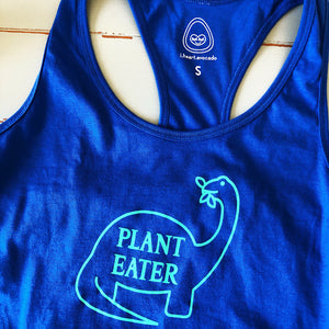 Plant Eater Dino Tank
