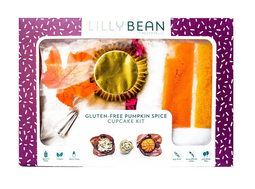 Pumpkin Spice Cupcake kit