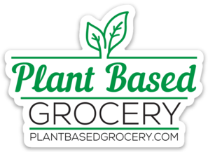 Plant Based Grocery Sticker