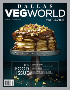 Dallas VEGWORLD Magazine