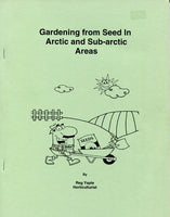 Book: Gardening From Seed in Arctic and Sub-arctic Areas