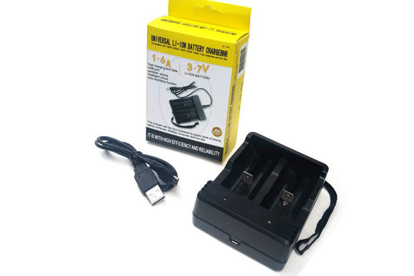 USB Intelligent Charger for Lithium Battery
